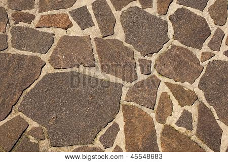 Stone Floor Background