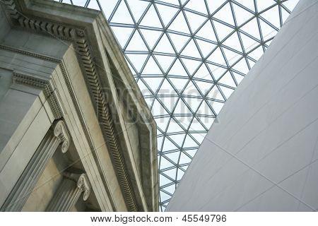 Museu Britânico Great Court de Londres
