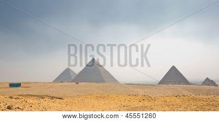 Pyramids Tableland