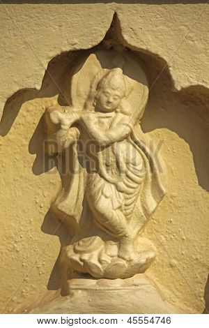 Shri Shantadurga Temple, Fatarpekar, Goa, India