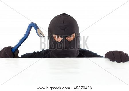Thief With A Bar