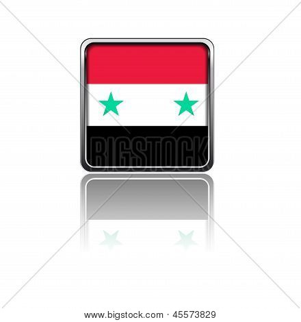 National flag of Syria