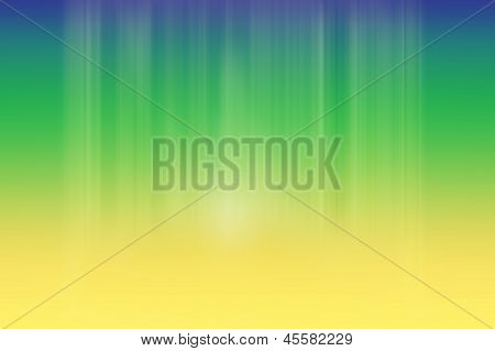 Green Yellow And Blue Background