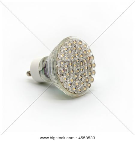 Isolated Led Light Bulb