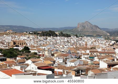 Town Antequera, Spain
