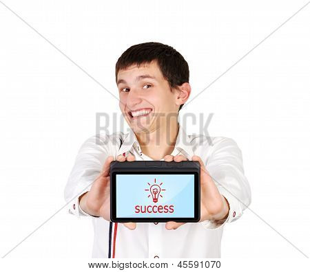 Digital Tablet With Success