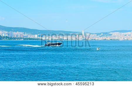 Cruise On The Sea Of Marmara.