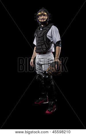 Catcher Player