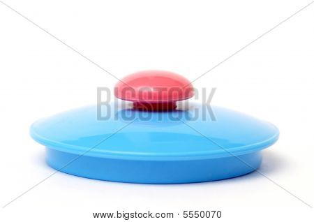 Tea-pot Lid
