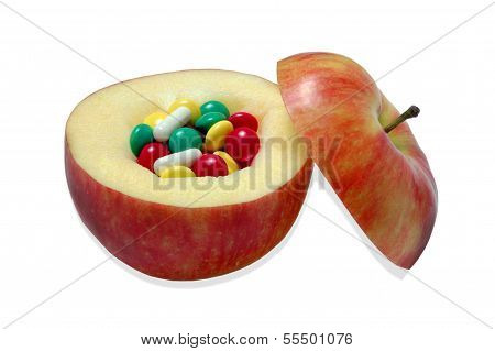 Apple And Vitamines