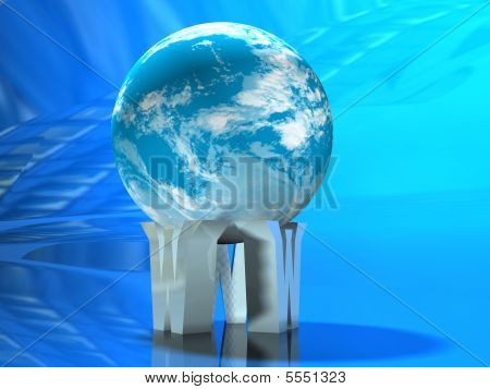 Tierra en 3D