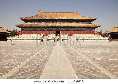 Taimiao Ancestral Temple