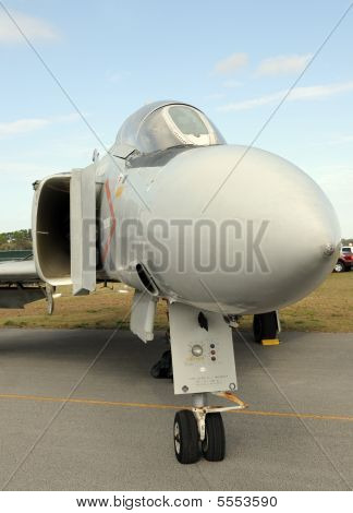 Jetfighter Front View