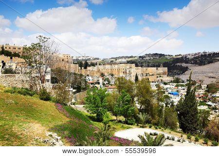 Holy Jerusalem