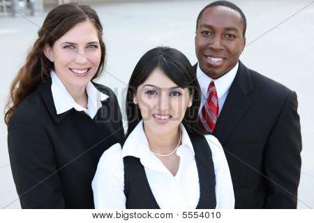 Business Arbeitnehmer bei office
