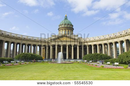 St. Petersburg, Kazansky Cathedral