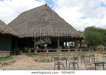 Tarangire Lodge, Tanzania