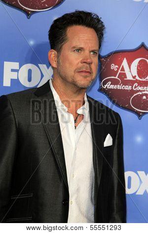 LAS VEGAS - DEC 10:  Gary Allan at the 2013 American Country Awards at Mandalay Bay Events Center on December 10, 2013 in Las Vegas, NV