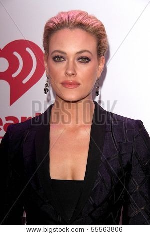 LOS ANGELES - DEC 6:  Peta Murgatroyd at the KIIS FM Jingle Ball 2013 at Staples Center on December 6, 2013 in Los Angeles, CA