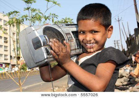 Boombox Kid