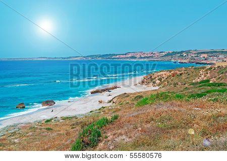 San Giovanni Beach Under The Sun