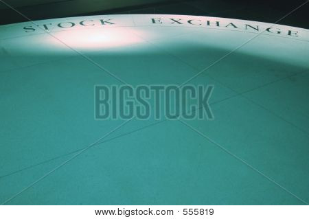Stock Exchange Floor Brand