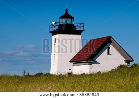 Provincetown Lighthouse in Cape Cod