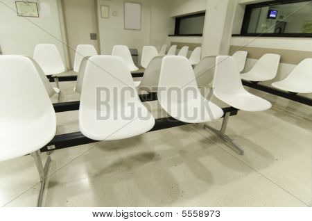 Hospital Waiting Room