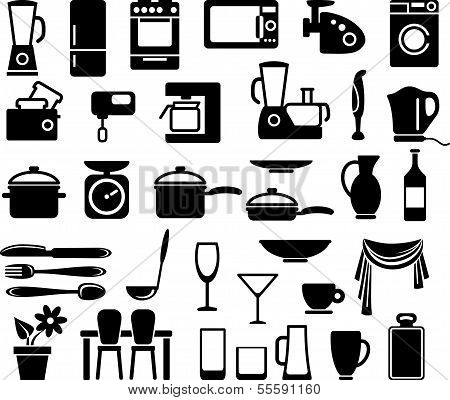 Kitchen ware and home appliances