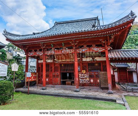 Kofukuji Temple in nagasai
