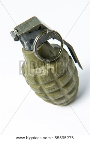 Army Green Hand Grenade
