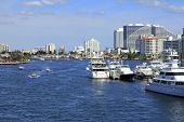 Intracoastal Waterway North Of Las Olas