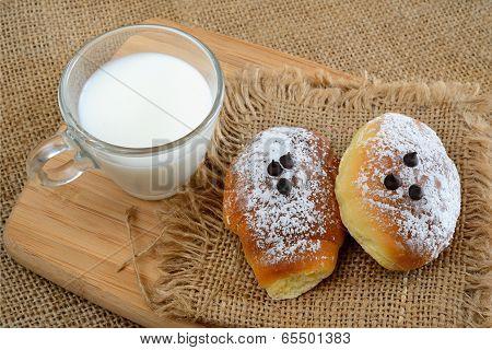 Little Brioches Breakfast