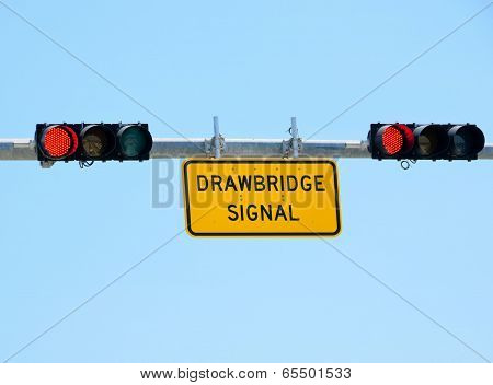 Drawbridge Signal Light