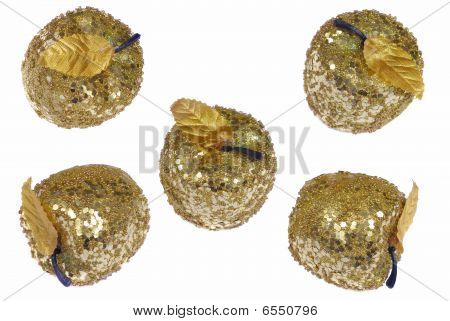 5 Gold Apples