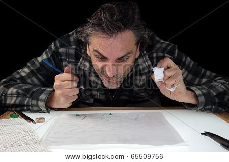 Angry Designer