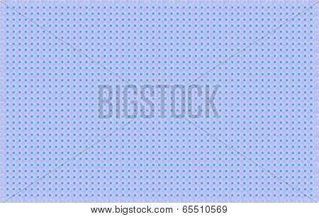 Purple Blue Polka Dot Background