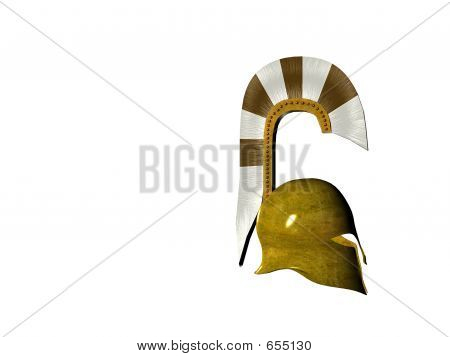 Greek Helmet 3