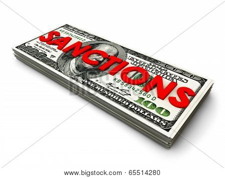 Dollars-sanctions