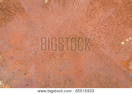 Background Texture Of An Old Painted Wall