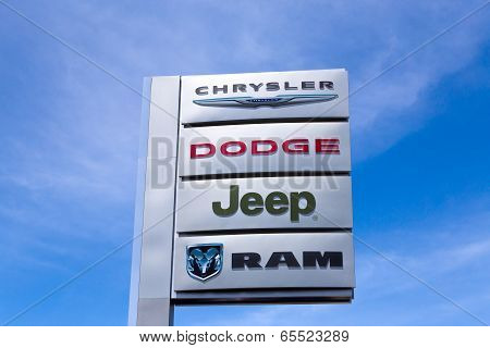Chrysler Automobile Dealership