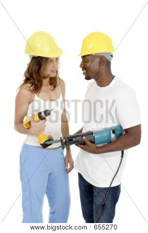 Tool Girl And Guy 3