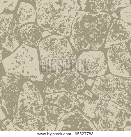 Stone masonry wall background