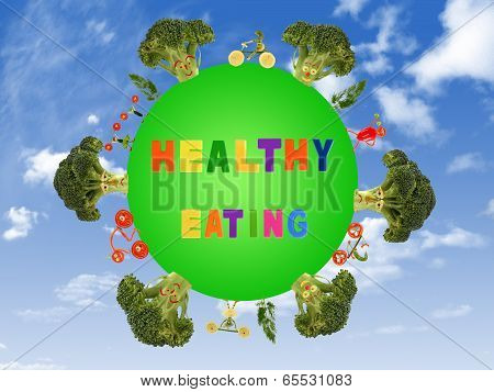 Healthy Living For A Green Planet