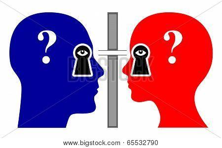 Mutual Mistrust