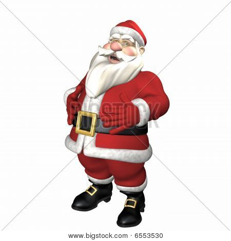 Santa - Jolly Ole Elf 2