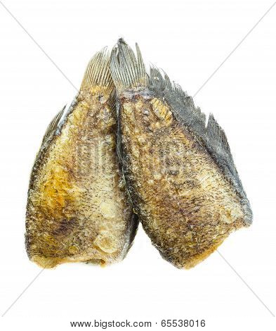 Fried Snakeskin Gourami