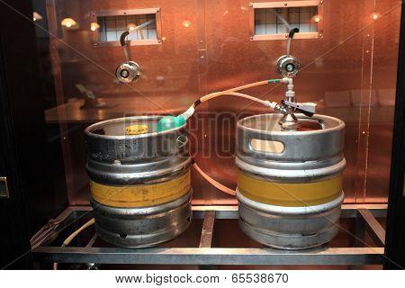 Two Kegs