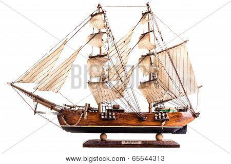 Barque Model