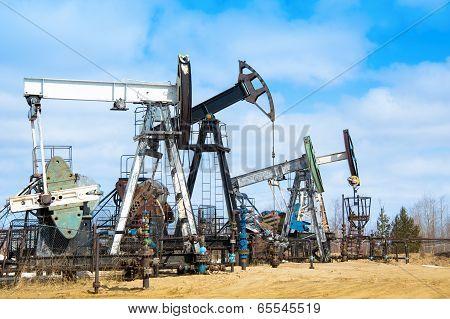 Pump-jack Group